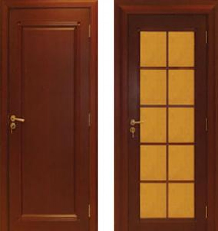 wewnętrzne drzwi